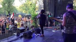 Ras Muhamad - Letter to Mama LIVE @ Uprising Festival / Bratislava 2016