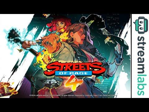 Streets of Rage 4 & Nintendo Direct