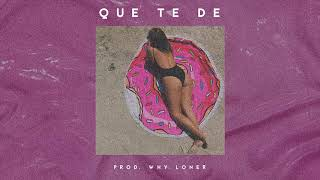 "*FREE* (Latin Trap) Bad Bunny x Daddy Yankee Type Beat- ""Que te de"" 