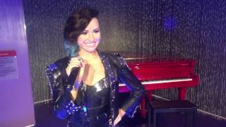 Madame Tussauds Hollywood - Demi Lavato