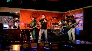"Spanky's Clubhouse doing ""Remedy"" (cover) on 12/09/12 @ Visions Sports Pub"