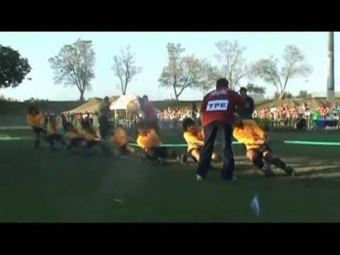 tug of war woman 2010 world cup south africa
