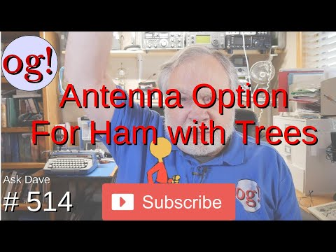 Antenna Options for Ham with Trees (#514)
