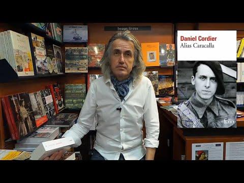Vidéo de Daniel Cordier