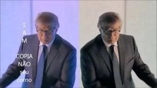 Donaldo Trump dançando ao som de teclado lindinho 2009