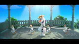 Frozen - Olaf's Summer Song
