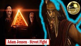 Assassin Creed Odyssey Song | Adam Jensen - Street Fight | [Night CodeX Official Video] 💪🔥💪