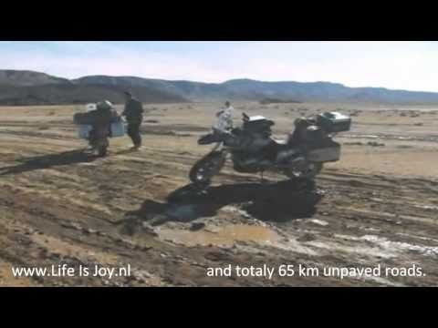 Iran and Pakistan 2/3 Holland to Nepal on BMW R1200GS motorbike travel adventure