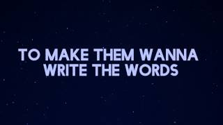 Without Those Songs by The Script [Lyric Video]