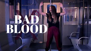 Bad Blood - Taylor Swift | Ali Brustofski Cover (Music Video)