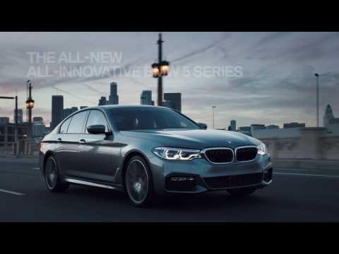 BMW 5 Series Legacy, Scott Eastwood