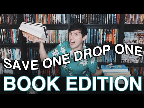 SAVE ONE DROP ONE: BOOK EDITION