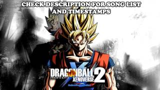 Dragon Ball Xenoverse 2 Conton City Theme