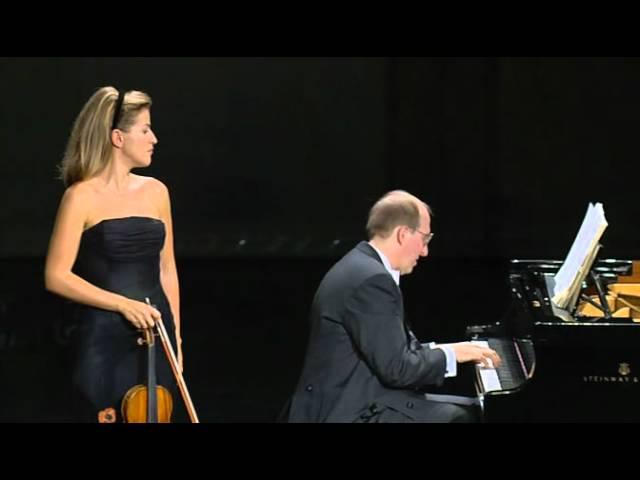 "Beethoven Violin Sonata No 9 Op 47 ""Kreutzer"" - Anne Sophie Mutter, Lambert Orkis Zohari"