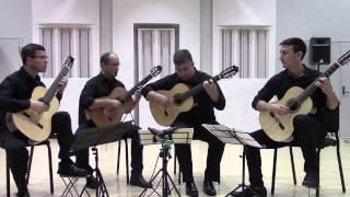 Alachua Guitar Quartet - Vera Cruz