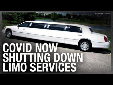 Limo driver can't survive ANOTHER two weeks of British Columbia's lockdown