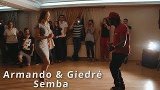 Armando Paixão & Giedrė/Semba/Klaipėda