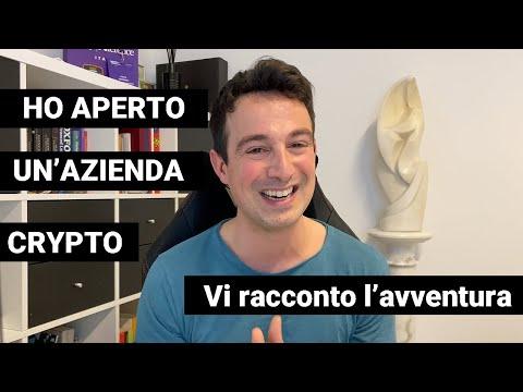 Ho aperto un' AZIENDA CRYPTO in ITALIA | Vi racconto (come continua) la mia storia