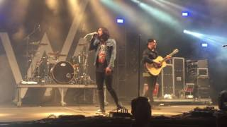 Sleeping With Sirens - Iris ( Go Go Dolls Cover) Live Download Festival 2017