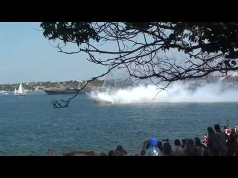 07-25-2010 Part 16 of 31 – Navy parade at Sevestopol, Crimea, Ukraine Part 14.wmv