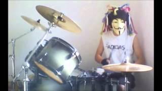 Magic System - Tu es Fou  /  Drum Cover
