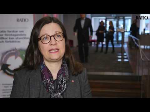 Kompetens för framtiden: Anna Ekström