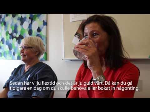 Carmen sjuksköterska Malmö behöver dig