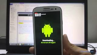 Easily Root Samsung Galaxy S3 GT I9300 with CF Auto Root