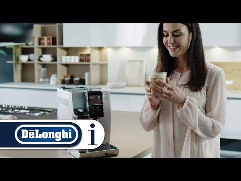 Ekspres do kawy De'Longhi Dinamica Plus Silver | De'Longhi Polska
