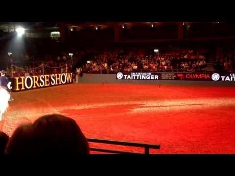 London Olympia Horse Show 2014 Andalucia Horse