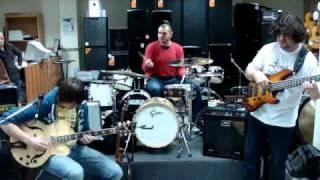 C Jam Blues Jazz Guitar