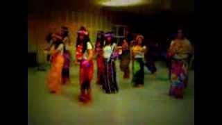 """Baile Havaiano no Acampamento 2014 - """" Tema : Vinde a Cristo"""""""