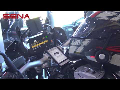 Motosx1000: Tutorial enlazar BMW Connectivity System con SENA
