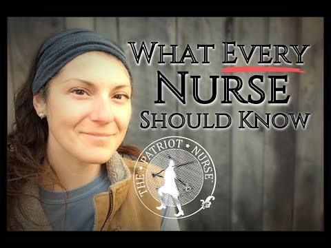 Top 5 Things Every Nurse Should Know- And Non-Nurses, too!