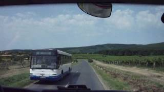 Pogányok felé száraz fű és bozótos ég - 2011.07.14