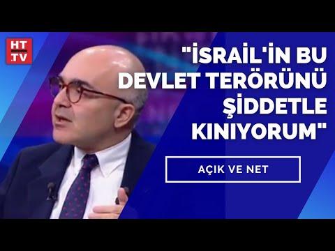 """""""İsrail'in bu devlet terörünü şiddetle kınıyorum"""""""