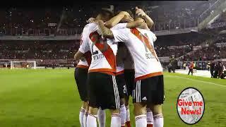 El mensaje que un jugador de River le dedicó a México en la Libertadores!