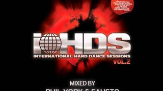Fausto & Phil York - IHDS (feat MC Da Syndrome - Wragg & Log:One remix - album edit)