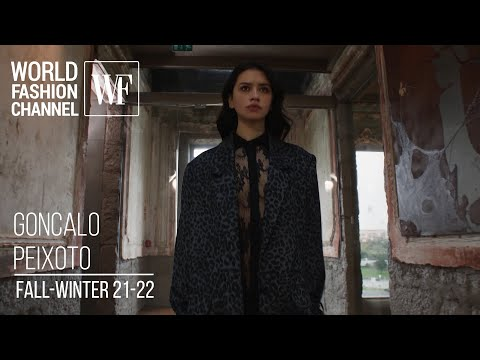 Goncalo Peixoto fall-winter 21-22 I Milan fashion week