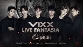빅스 (VIXX) - LIVE FANTASIA ELYSIUM Spot Video