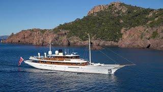 Accio Amphitrite! JK Rowling lists her luxury yacht for $20M | CNBC International
