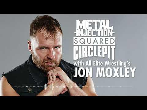 Jon Moxley Talks Favorite Metal Bands, Taking Renee To See Misfits - Squared Circle Pit