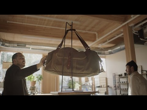 Tanner Goods: Taking the Nomad Duffle from Idea to Actual Product