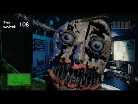 Baldi's Basics in Nightmares - Five Nights at Freddy's Clone