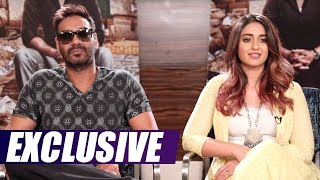 Raid | Exclusive Interview With Ajay Devgn, Ileana D'Cruz