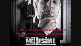 Millesime - Le Chant Des Images 2014 ( 100% Rap French )