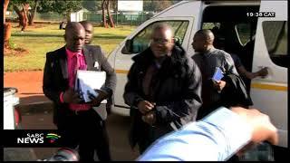 Tendai Biti appears in Harare Magistrates court