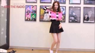 Red Velvet's Irene Sexy Dance at Super Junior Kiss The Radio