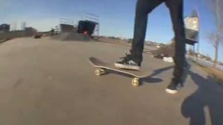 360 flip trick tip