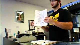 Flint Town Ink - Scene, J Woo vs Kat Von D